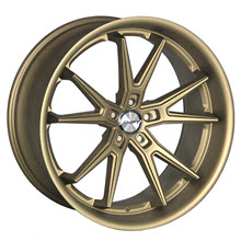 SHIFT WHEELS - CARRERA - Matte Bronze