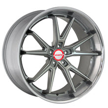 SHIFT WHEELS - CARRERA - Machined w/ Silver