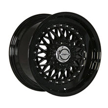 SHIFT WHEELS - CLUTCH - Black Gloss