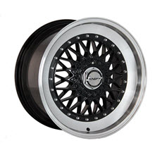 SHIFT WHEELS - CLUTCH - Black Gloss w/ Machined
