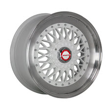 SHIFT WHEELS - CLUTCH - Machined w/ white