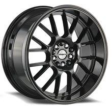 SHIFT WHEELS - CRANK - Black Gloss