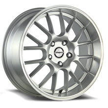 SHIFT WHEELS - CRANK - Machined w/ Silver