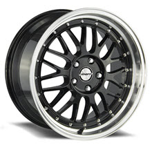 SHIFT WHEELS - FLYWHEEL - Black Gloss w/ Machined