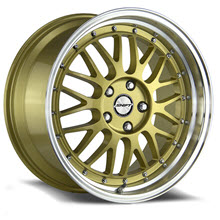 SHIFT WHEELS - FLYWHEEL - Machined w/ Gold