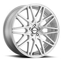 SHIFT WHEELS - FORMULA - Machined w/ Silver