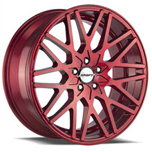 SHIFT WHEELS - FORMULA - Red Gloss