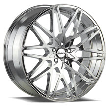 SHIFT WHEELS - FORMULA - Chrome