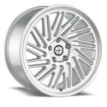 SHIFT WHEELS - SPROCKET - Silver Gloss