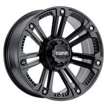 Tuff A.T Wheels - T22 - Matte Black