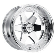 Tuff A.T Wheels - T1A - Chrome