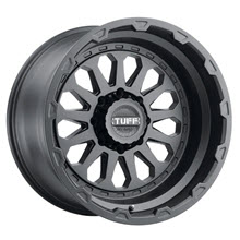 Tuff A.T Wheels - T3A - Matte Black