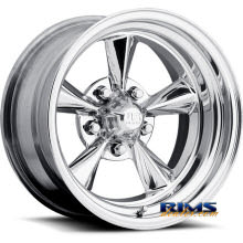 US Mags - Standard - Step Lip U201 Forged - polished