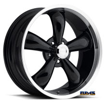 Vision Wheel - Vision 142 Legend 5 - black flat