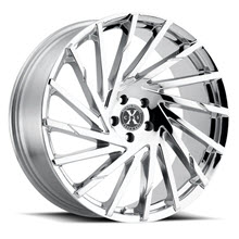 XCESS WHEELS - X02 - Chrome