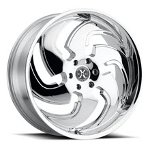 XCESS WHEELS - X03 - Chrome