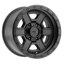 KMC XD Off-Road - XD133 - Satin Black
