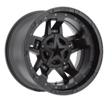 KMC XD Off-Road - XD827 RS3 - Matte Black