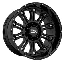 KMC XD Off-Road - XD829 - Black Gloss