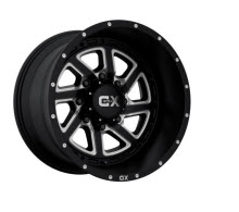 KMC XD Off-Road - XD833 - Black Milled