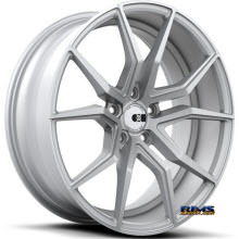 XO Luxury Wheels - Verona - Silver Flat