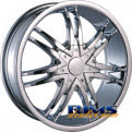 BORGHINI - B14 - chrome