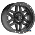 KMC XD Off-Road - XD128 - SATIN BLACK