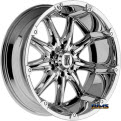 KMC XD Off-Road - XD779 Badlands - CHROME