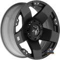 KMC XD Off-Road - XD775 Rockstar - Black Flat