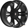 KMC XD Off-Road - XD778 Monster - Black Flat