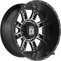 KMC XD Off-Road - XD809 Riot - Black Flat