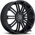 Vision Wheel - Milanni Khan 9032 - satin black