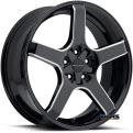 Milanni VK-1 464 (5 lugs only) - black gloss