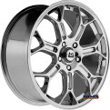 Motegi Racing - MR120 Techno Mesh S - CHROME