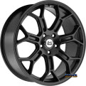 MR120 Techno Mesh S - SATIN BLACK