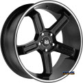 MR122 - Satin Black