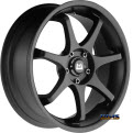 MR125 - SATIN BLACK