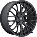 MRR Design - HR-6 - black gloss w/ machined