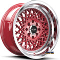 Ruff Racing - R362 - Machined w/ Red