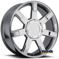 Vision Wheel - Sport Concepts 858 - chrome
