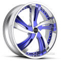 Fantasy S835 - Custom (5-lug only) - chrome