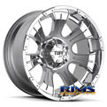 Tuff A.T Wheels - T06 - chrome