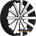 VELOCITY - VW12 - machined w/ black