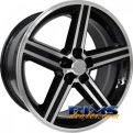 VELOCITY - VW248(IROC) - machined w/ black