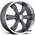 Vision Wheel - Legend-6 142  - gunmetal flat