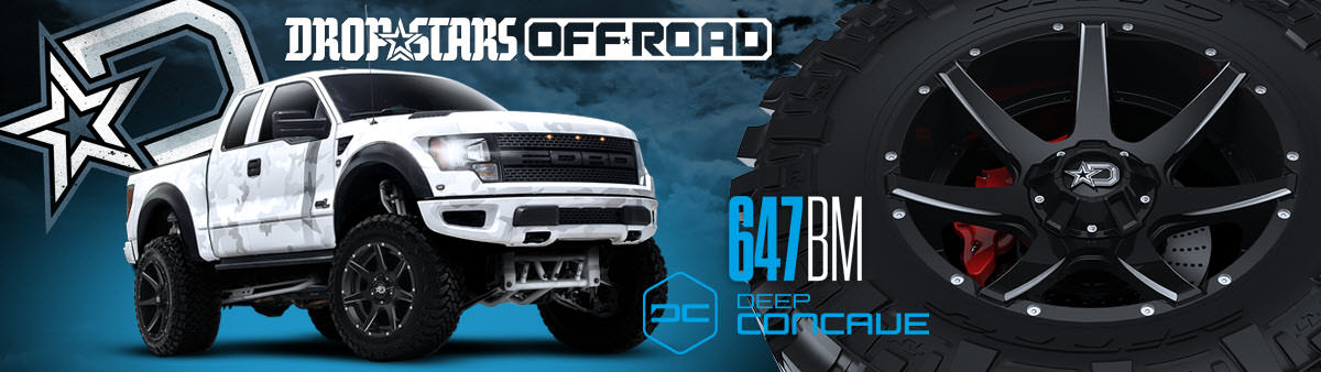 Shop OffRoad Rims and Tires W/ Advantages!