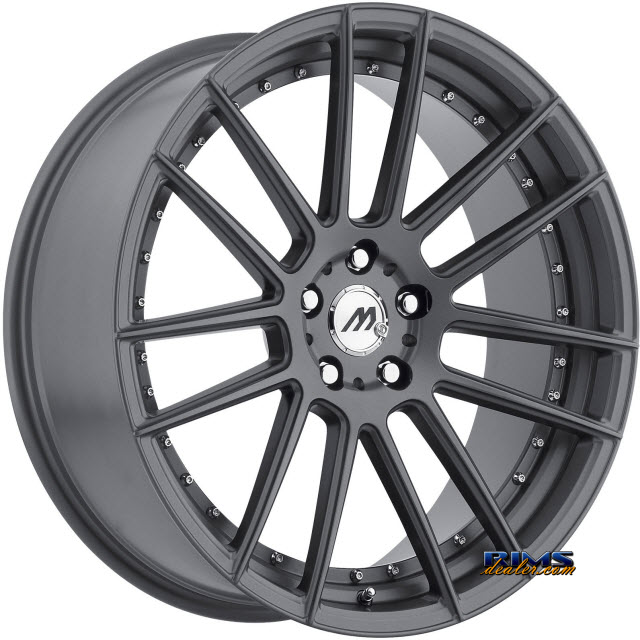 Pictures for Mach MT.7 gunmetal flat