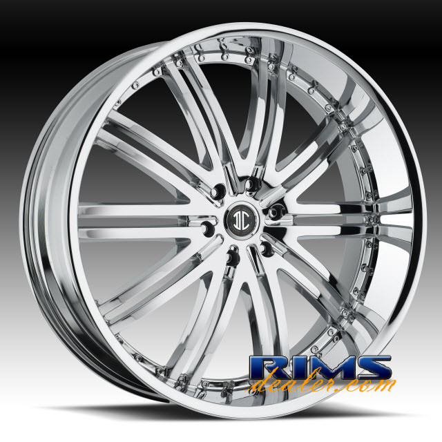 Pictures for 2Crave Rims No.11 chrome
