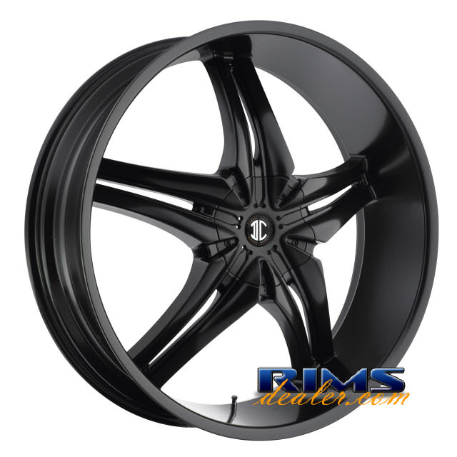 Pictures for 2Crave Rims No.15 black flat