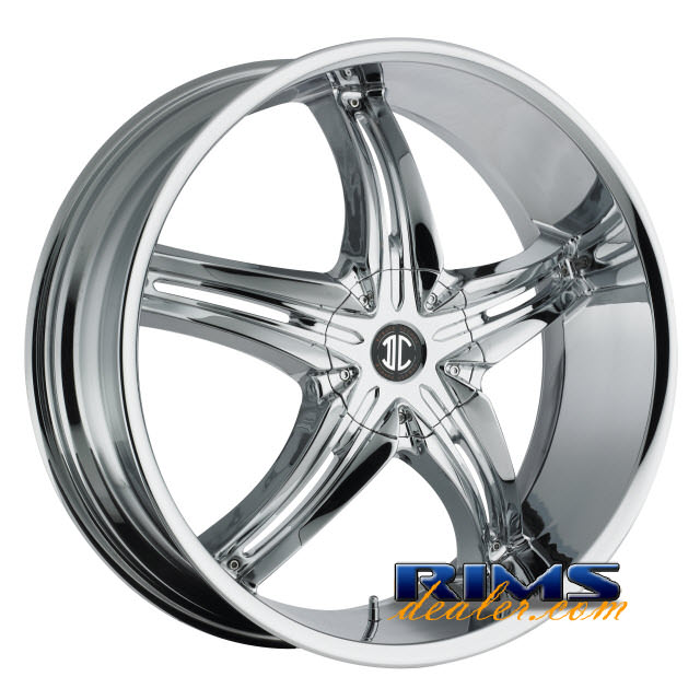 Pictures for 2Crave Rims No.15 chrome